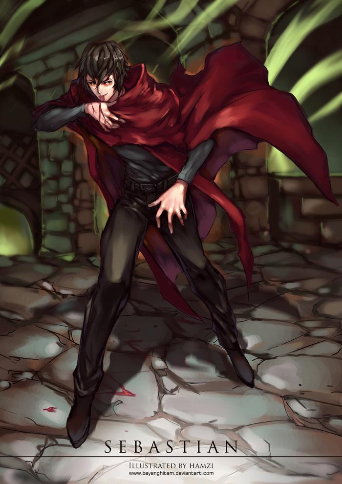 Sebastian by bayanghitam