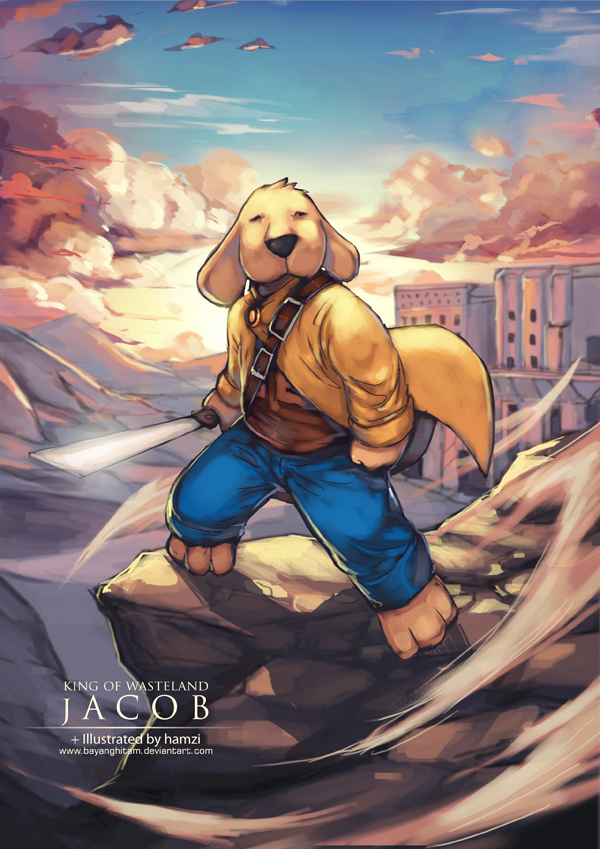 Jacob by bayanghitam