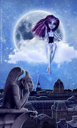 The Wishful Gargoyle by aaTmaHira