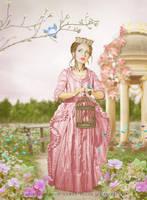 In the Garden by aaTmaHira