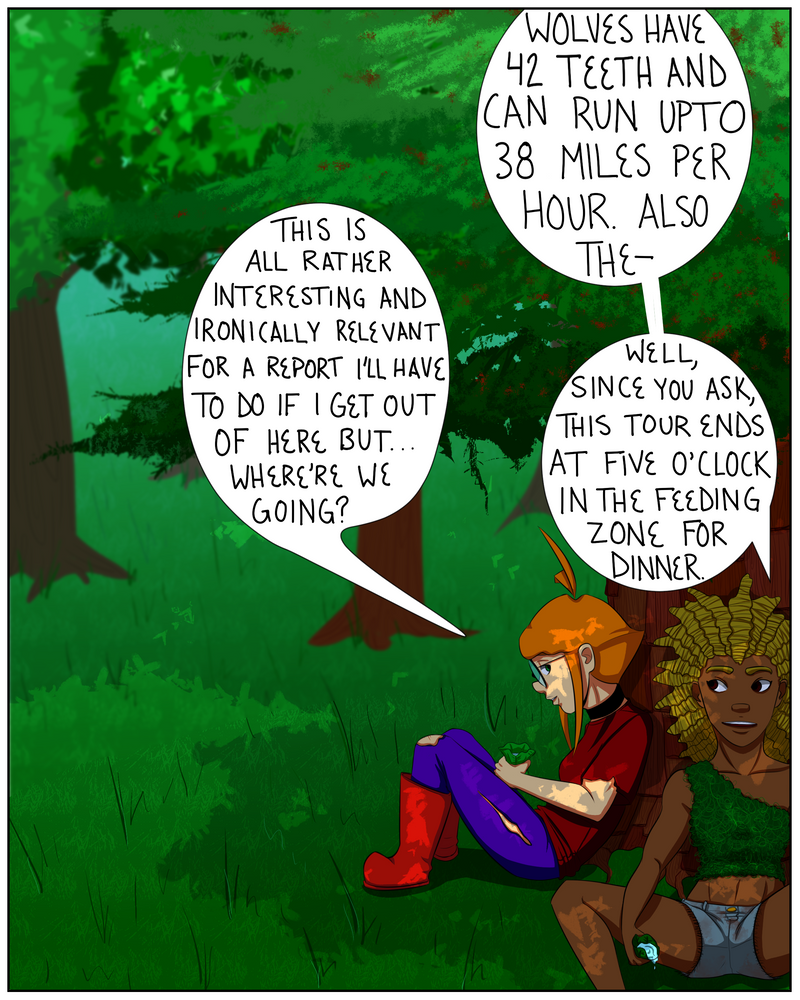 All the Caged Years Pg.24 by JJJorgie
