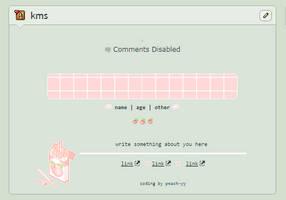 Pinky Peach small box code - non-core