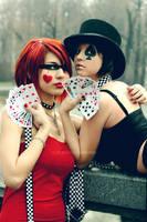 Heart of spades... by Evelin-Novemberdusk