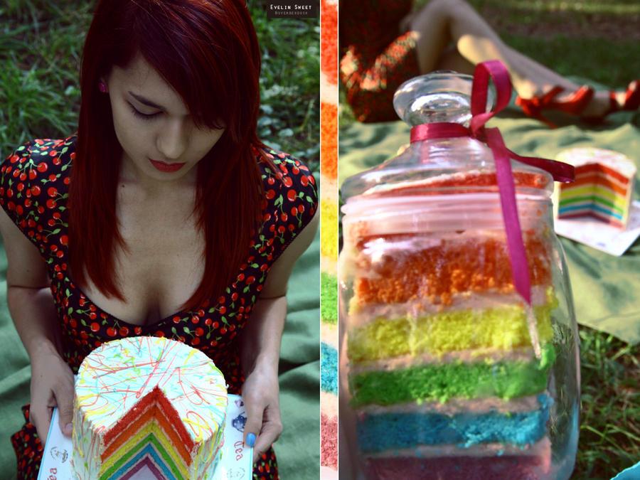 Catching rainbows by Evelin-Novemberdusk
