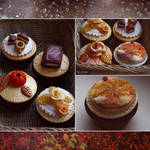 Fall's cakes
