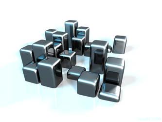 Darker blocks