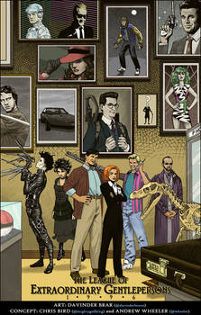 The League of Extraordinary Gentlepersons - 1996