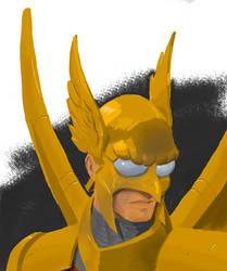 Hawkman by Davinder