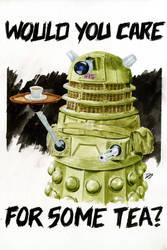 Dalek by Davinder
