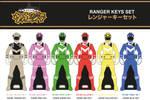 Kesseger Ranger Keys