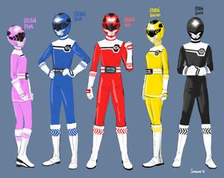 Otobaiger update suits by SantoKuma