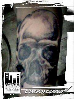 Skin City Tattoo by carlroycarino