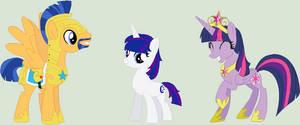 My Headcanon Future: Twilight