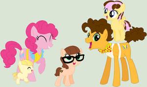 My Headcanon Future: Pinkie