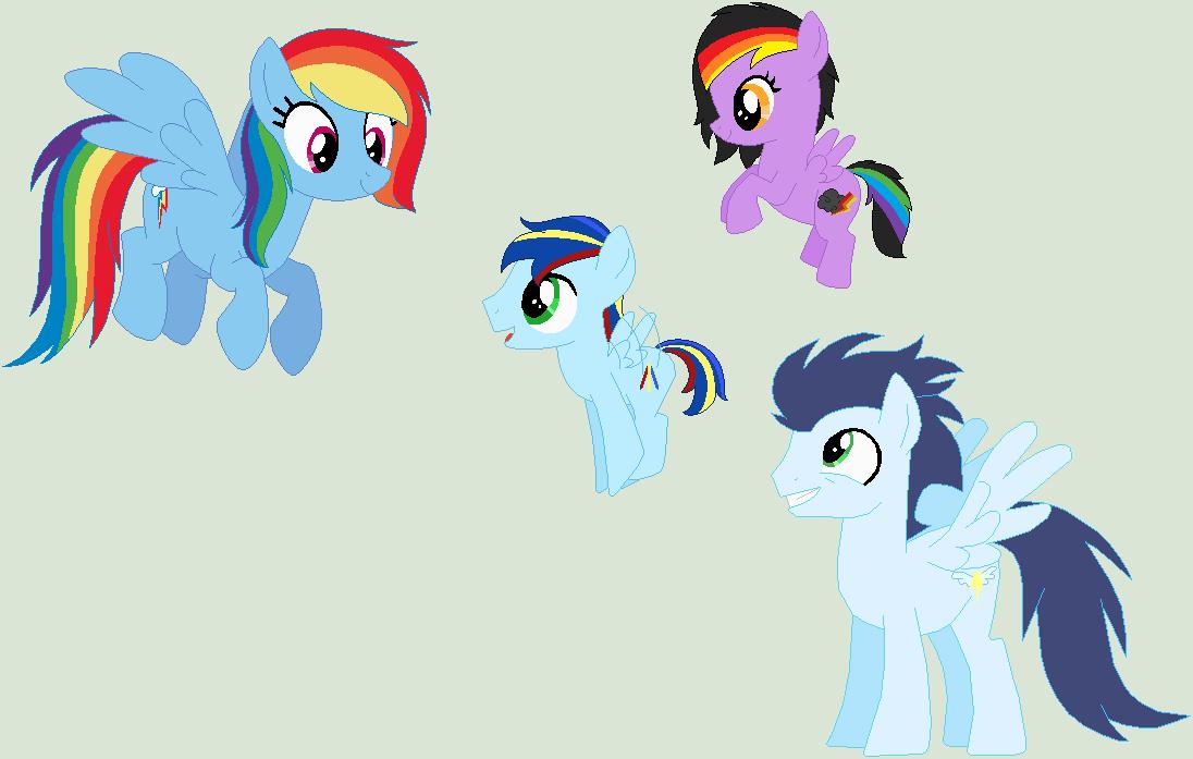 My Headcanon Future: Rainbow Dash by Lost-Our-Dreams on