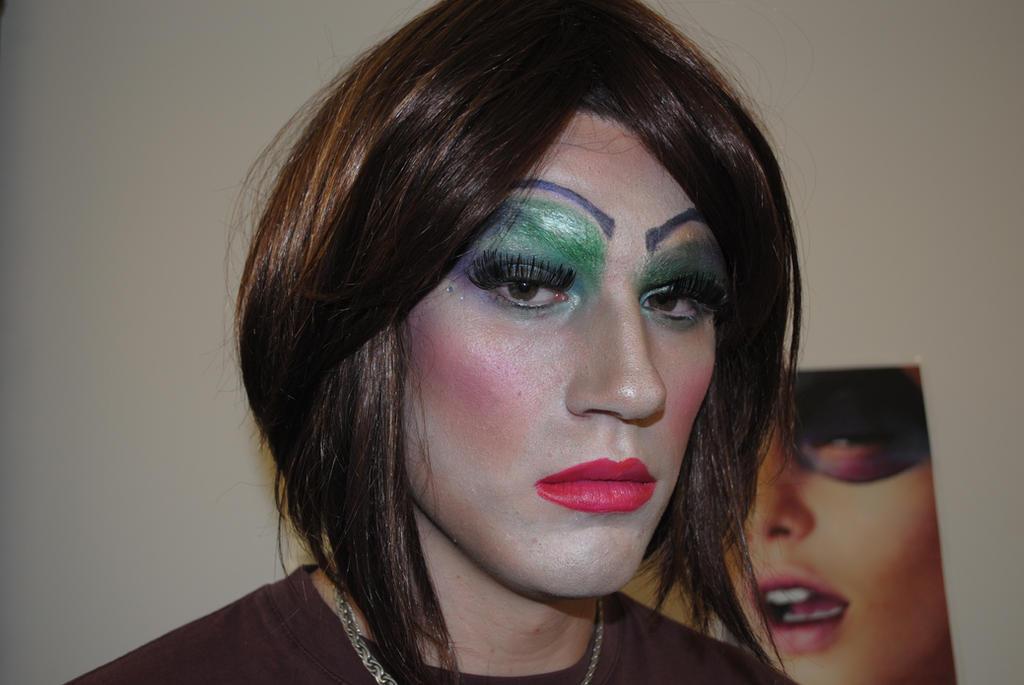 heavy make up fetish № 7330