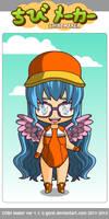Chibi Maker - Sorako by luke-crowe