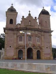 Mariana's Catolic Church 1 by LuizJu88