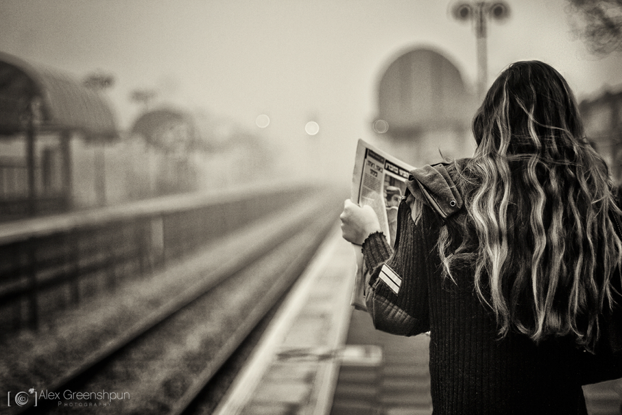 Waiting by alexgphoto
