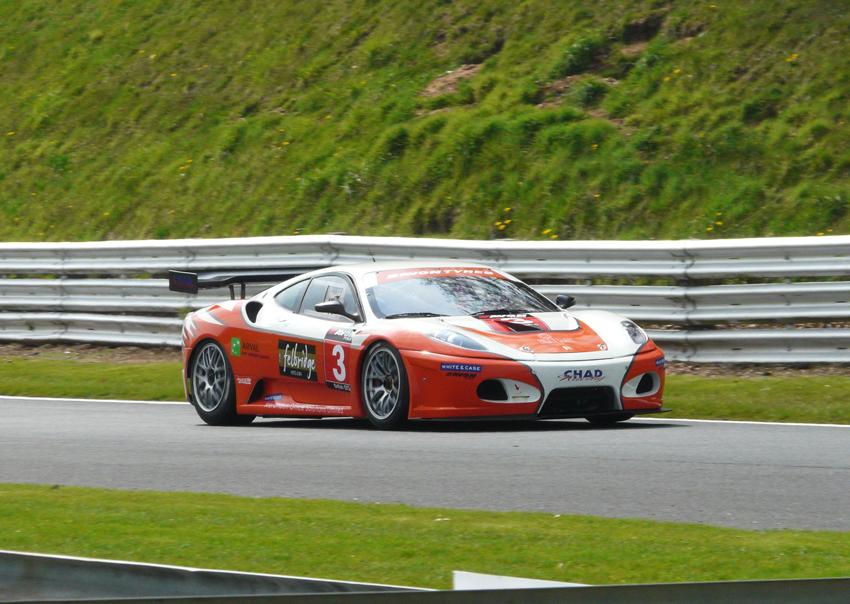 No 3 Ferrari 430 by richi156