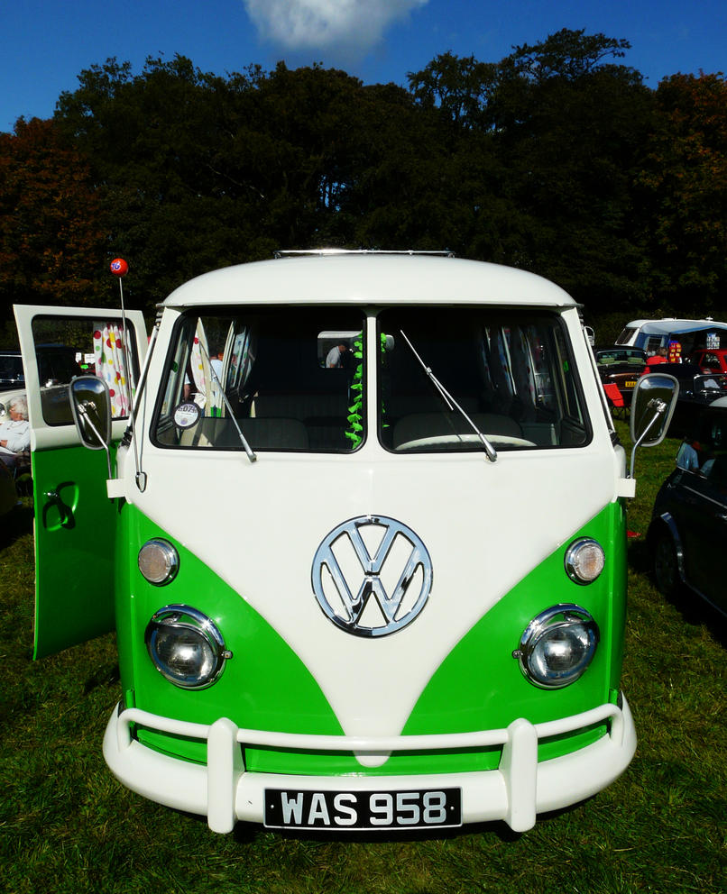 VW Camper by richi156
