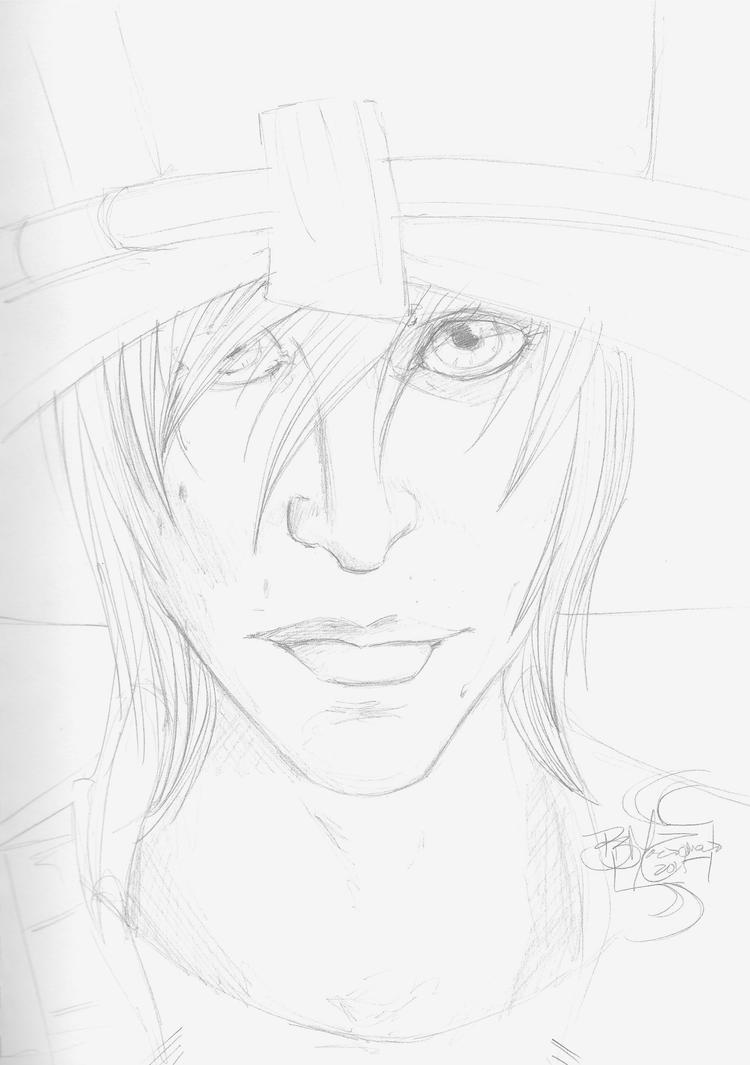 Cole - portrait by BBMacToma
