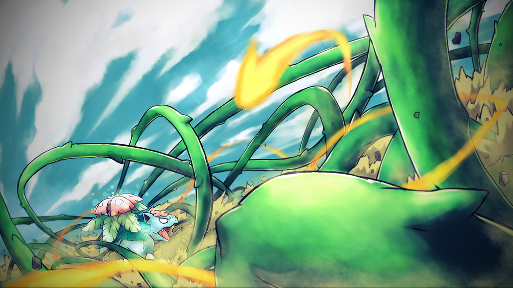 Pokemon Wallpaper Venusaur ImagesVenusaur Wallpaper