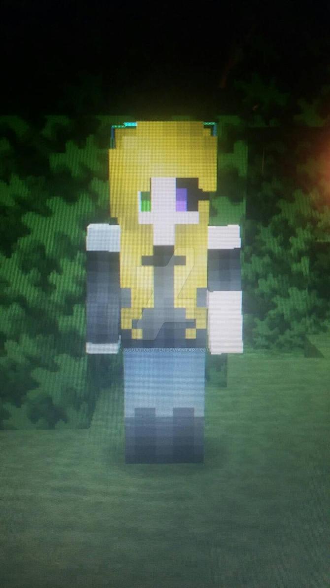 Minecraft by aquaticKitten