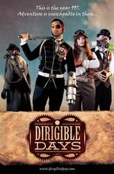 Dirigible Days Steampunk Webseries Poster