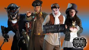 Dirigible Days Halloween 2012