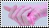 Pink Stamp by King-Lulu-Deer-Pixel