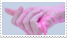 Pink Stamp by King-Lulu-Deer-Pixel