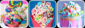 Creme And Sugar Divider by King-Lulu-Deer-Pixel