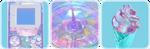 Vaporwave Kid Divider by King-Lulu-Deer-Pixel