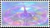 Waterdrop Stamp by King-Lulu-Deer-Pixel