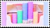 Pastel Cigarettes Stamp by King-Lulu-Deer-Pixel