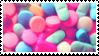 Pills Stamp 3 by King-Lulu-Deer-Pixel