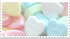 Heart Candies Stamp 2 by King-Lulu-Deer-Pixel