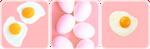 Eggy Divider by King-Lulu-Deer-Pixel