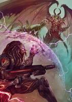 The Storm Calls by Gathen9