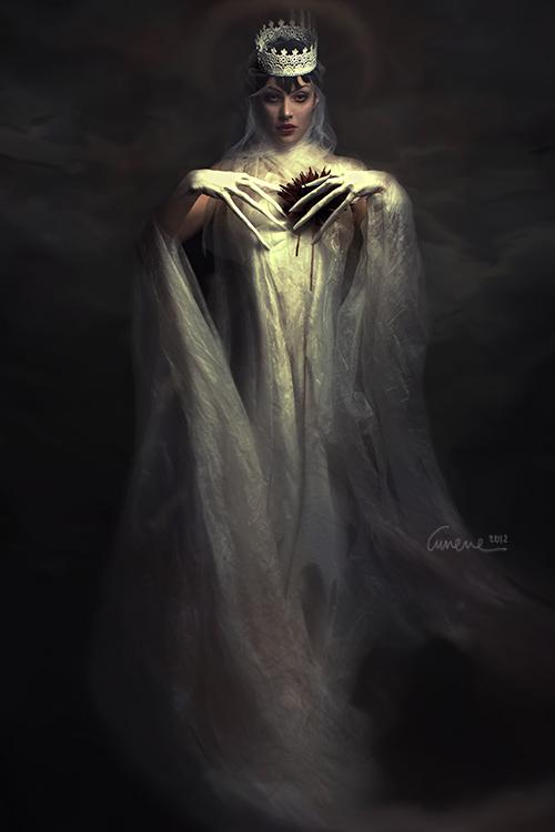 Devotion by cunene