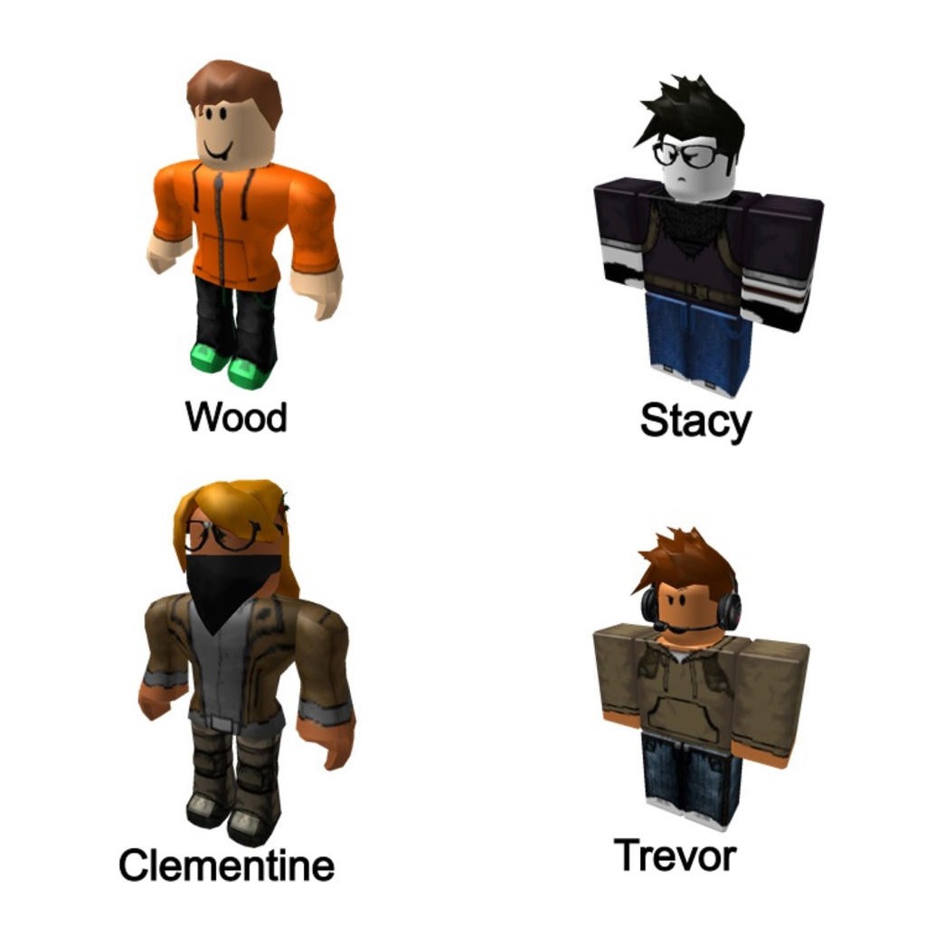 Roblox Zombie Apocalypse Survival Team by Forestarr on DeviantArt