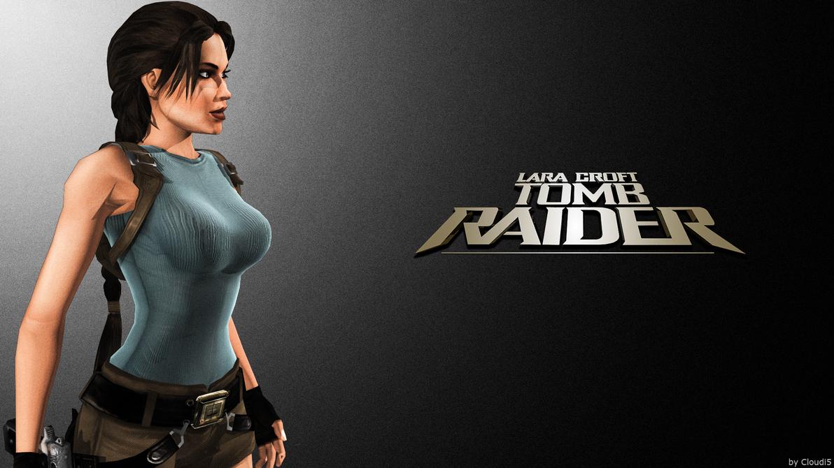 DownloadsTomb Raider 2 Wallpaper