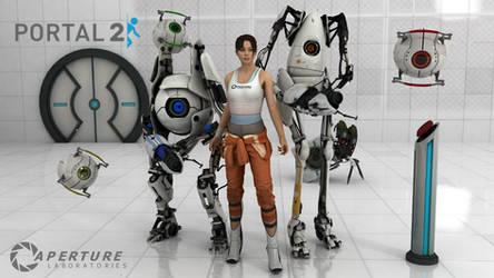 Portal 2 -FINAL- by Cloudi5