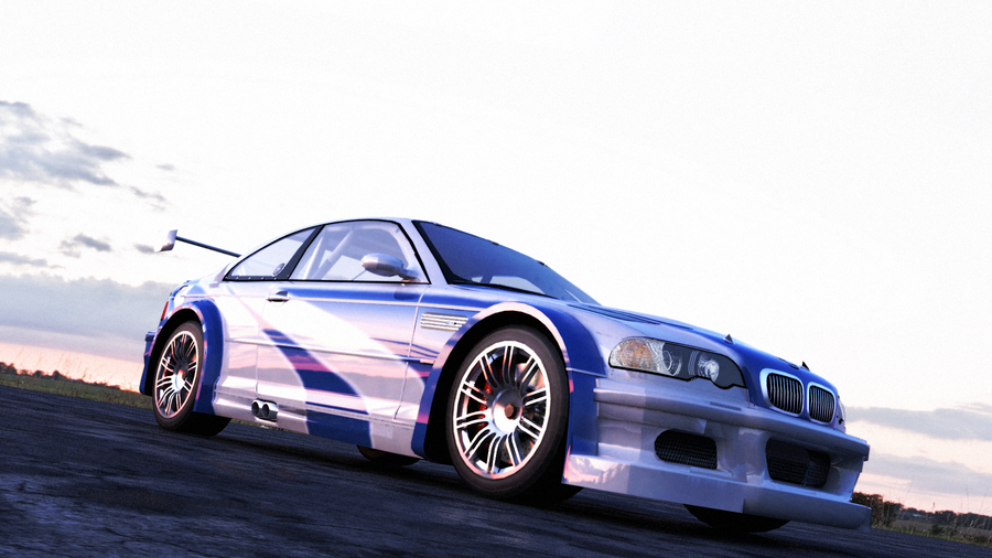 BMW M3 GTR -2- by Cloudi5 on DeviantArt