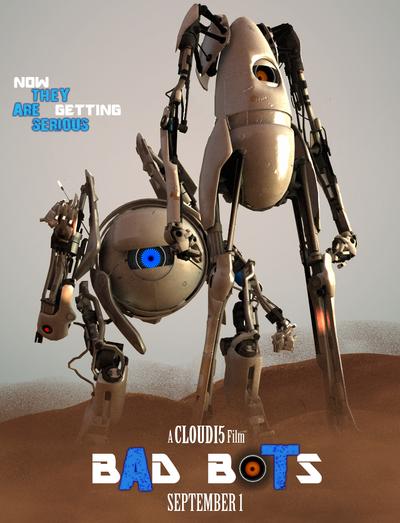 BAD BoTS by Cloudi5