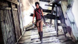 Sure-Shot Lara.