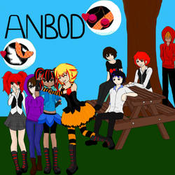 Anbod title page by ANBODTeam