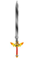 Master Sword ~Recreation Project~ {Final} by Azerik92