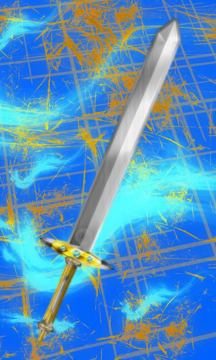 Lannair Anam-Charaid (Swordsman's Soul Mate) by Azerik92